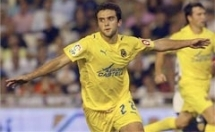 Giuseppe Rossi, age 20, recently signed by Spanish club Villareal