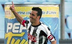 Di Natale is so hot right now he realizes asphalt has a liquid state