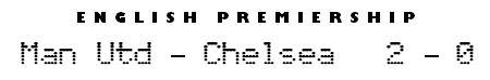 Man Utd-Chelsea 2-0
