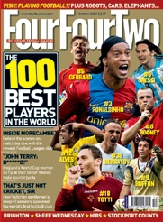 FourFourTwo October 2007 issue