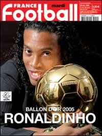 ronaldinho golden ball