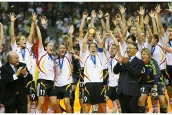 Germany - Women's World Cup 2007 Champions
