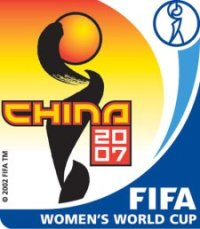 Women's World Cup 2007 in China
