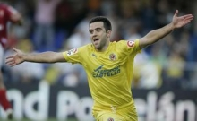Giuseppe Rossi came on during the match and produced a key double for Villareal