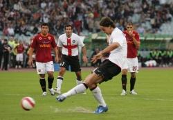 Zlatan Ibrahimovic's instep PK