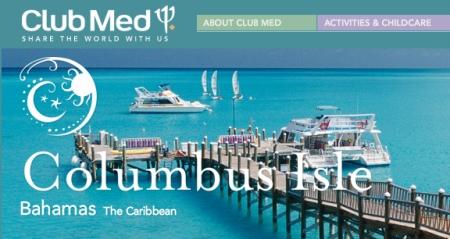 Club Med - Columbus Isle, Bahamas