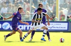 Iaquinta played very well for the Bianconeri today