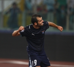 Goran Pandev celebrations