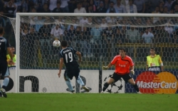 Pandev's tying goal on the volley