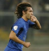 Andrea Pirlo's free kick mastery strikes again