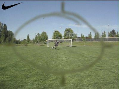 Wayne Rooney in Nike's 'The Perfect Kick'