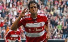 Luca Toni, 8 out 8 in the Bundesliga
