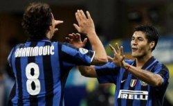 Zlatan Ibrahimovic & Julio Cruz: a winning combination