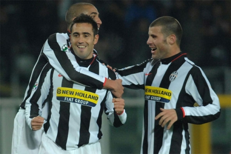 Marchionni can smile again after his long injury, Trezeguet and Nocerino agree
