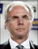 Sven Göran Eriksson, age 59