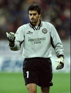 Luigi Turci, back in the days with Udinese