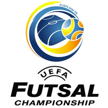 UEFA Futsal Championship logo
