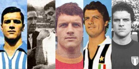 Capello's career as a football player. He debuted in the 1963-64 season with Spal, then moved to Roma under Helenio Herrera in 1968. He was sold to Juventus where he speant 7 seasons 1969 to 1976, and finished his career at AC Milan from 1976 to 1979. As a player he has 32 international caps and 8 goals with the Azzurri.