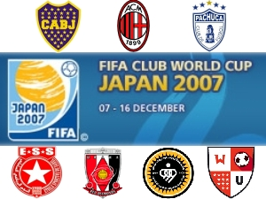 Opinions on 2007 FIFA Club World Cup