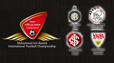Mohammed bin Rashid International Football Championship - 2008 Dubai Cup