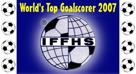 IFFHS's World's Top Goalscorer of 2007