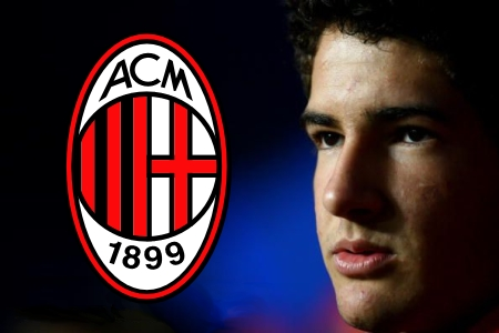 Alexandre Pato for AC Milan
