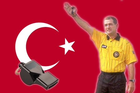 Referees in Turkey