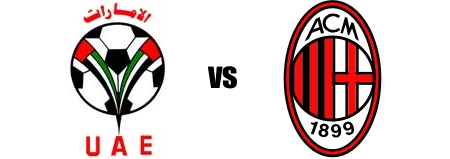 AC Milan vs. United Arab Emirates - Last Day in Dubai for the Rossoneri