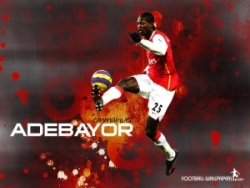 Adebayor wallpaper