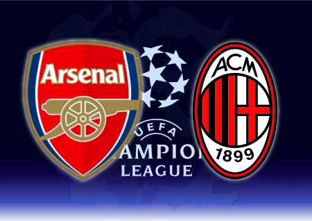 Arsenal vs. AC Milan (UEFA Champions League)