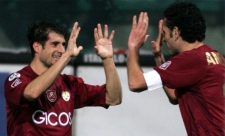 Franco Brienza (age 28) and Nicola Amoruso (age 33)