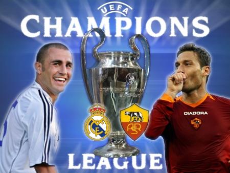 Roma vs. Real Madrid and Cannavaro vs. Totti: An 'Azzurri' Derby is in Program