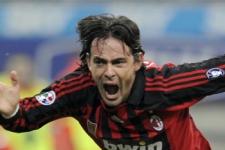 Filippo Inzaghi, age 34