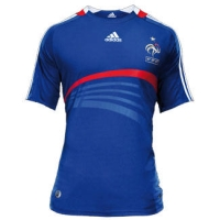Adidas - 2008 France national team home jersey