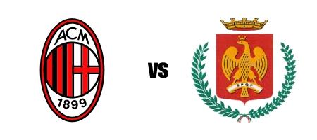 Serie A - Milan vs. Palermo