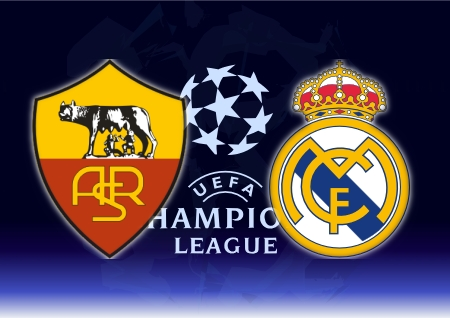 Roma vs. Real Madrid (UEFA Champions League)