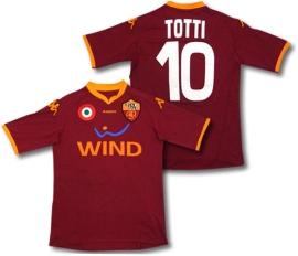 Francesco Totti Roma shirt