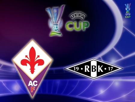Fiorentina vs. Rosenborg (UEFA Cup)