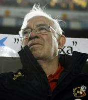 Luis Aragonés, age 69