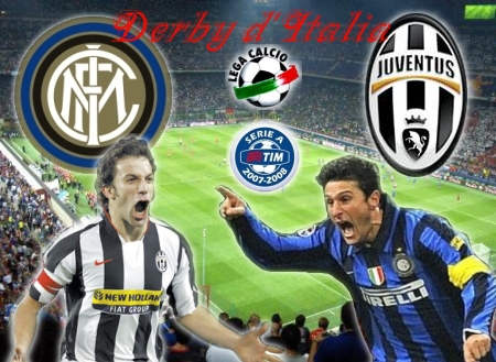 Derby d'Italia - Inter vs. Juventus