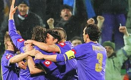 Fiorentina 2-0 Everton: La Viola's Top Form Extends to Europe, Toffees Learn It The Hard Way (UEFA Cup Round of 16, Leg 1)