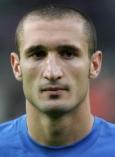 Giorgio Chiellini, age 23
