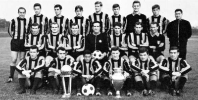 1964-65 Inter Milan: European Cup and Intercontinental Cup Champions