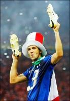 Marco Materazzi, age 34