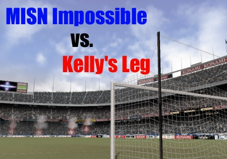 MISN vs. Kelly's Leg