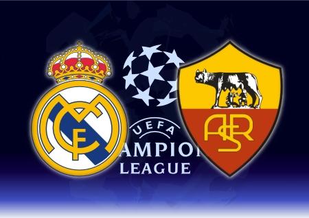 Real Madrid vs. Roma (UEFA Champions League)