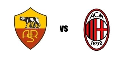 Roma vs. Milan (Serie A)
