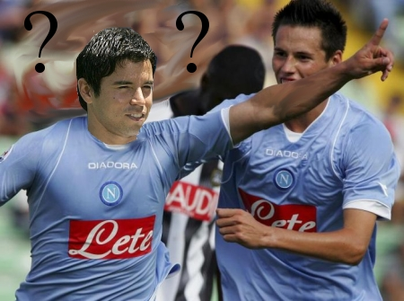 Javier Saviola to join Navarro, Sosa, and Lavezzi at Napoli?