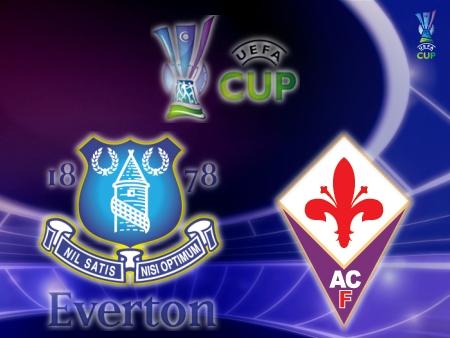 Everton vs. Fiorentina (UEFA Cup)