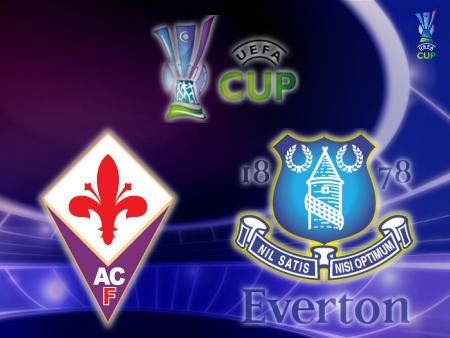 Fiorentina vs. Everton (UEFA Cup)